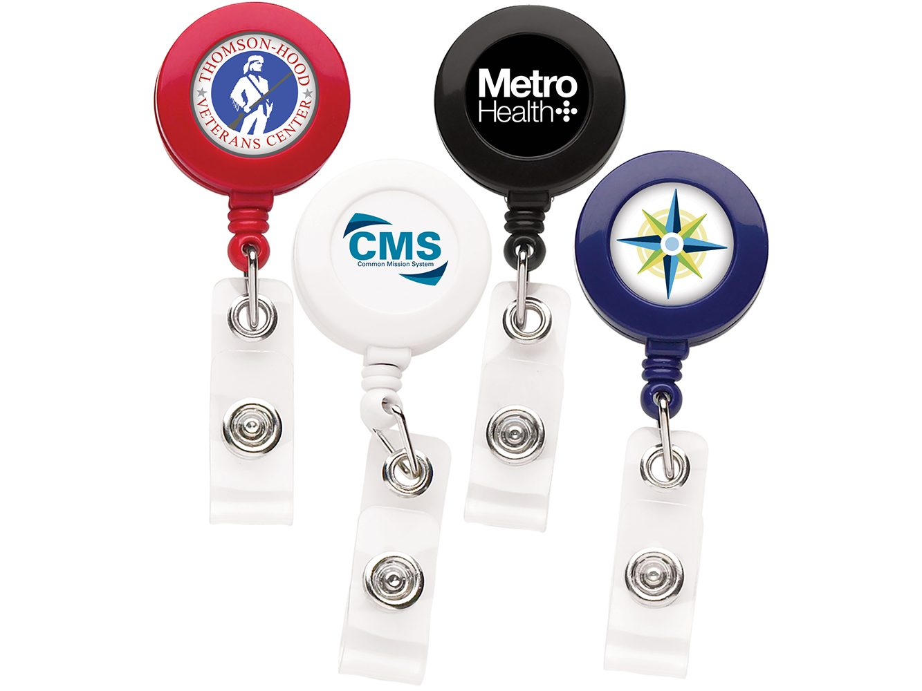 BH1 Round Badge Reel - Better