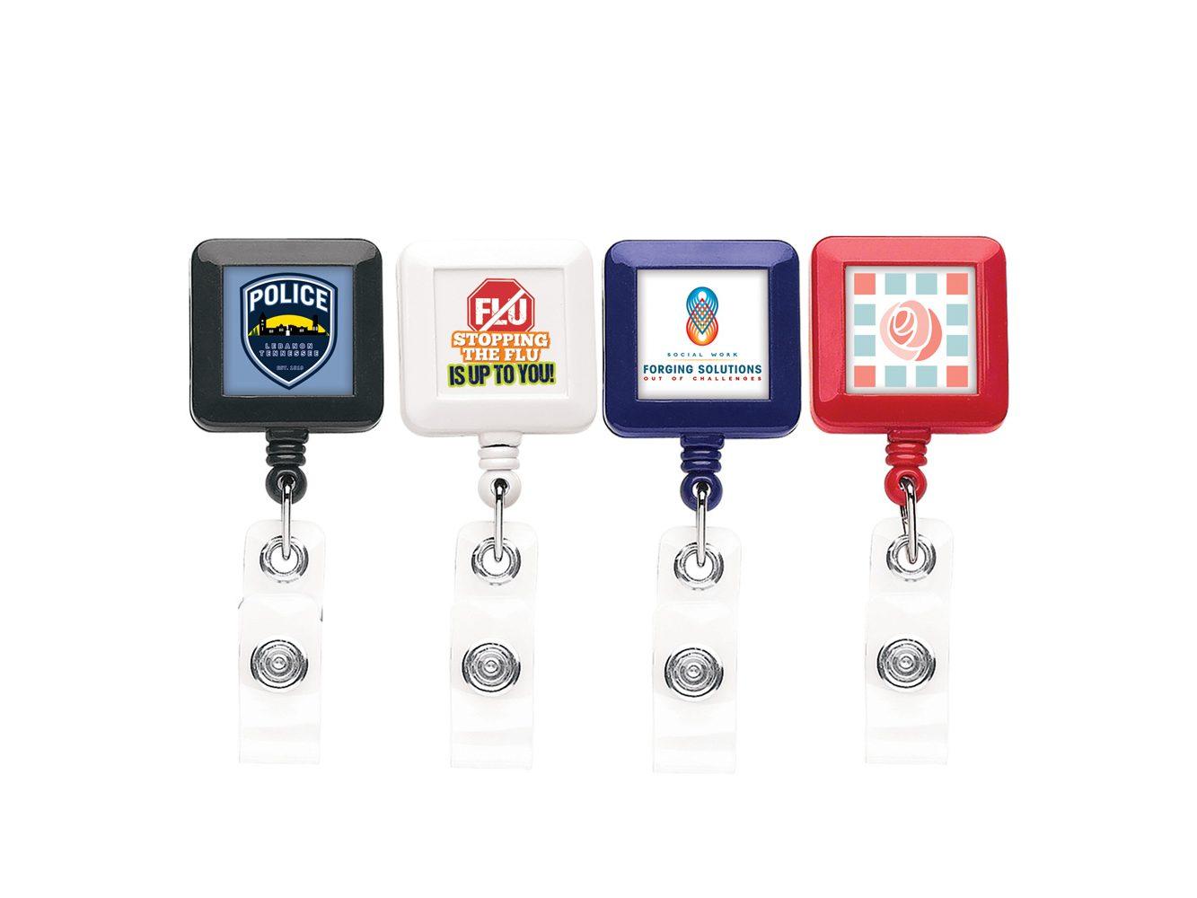 BHS40 Square badge Reel - Better
