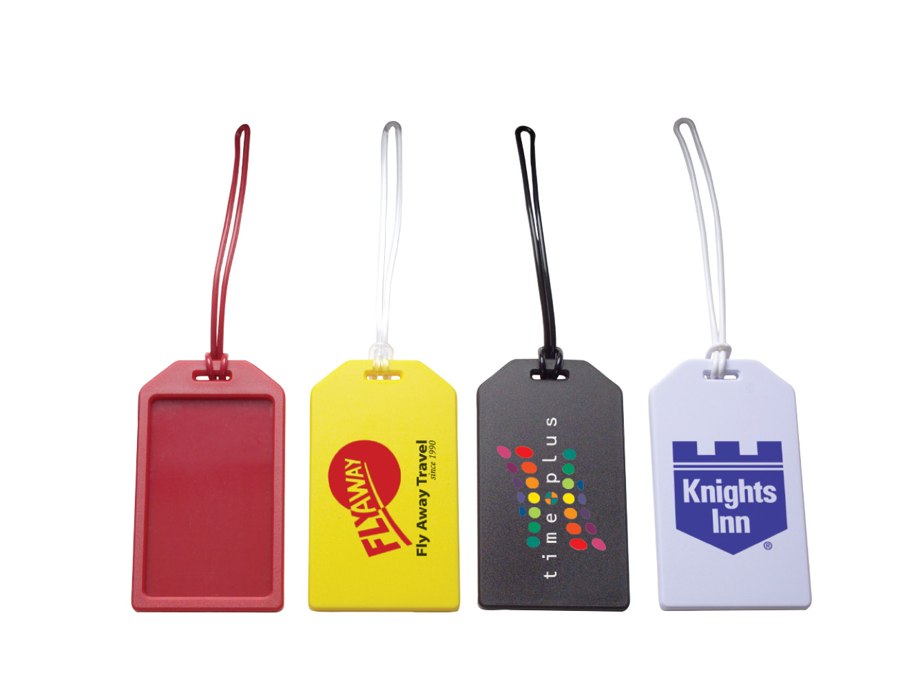 LT5: Rigid Luggage Tag