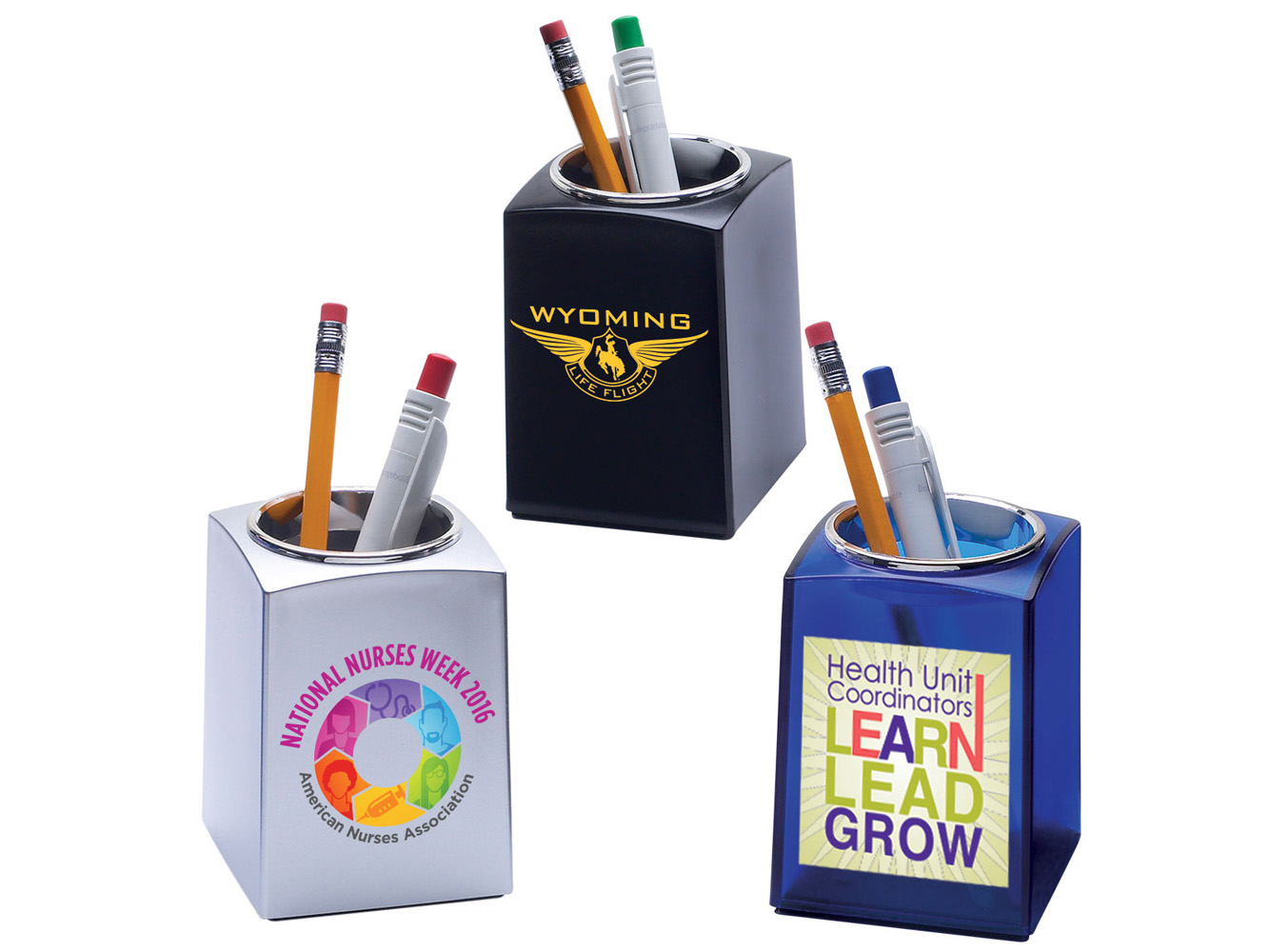 P601: Pen & Pencil Holder