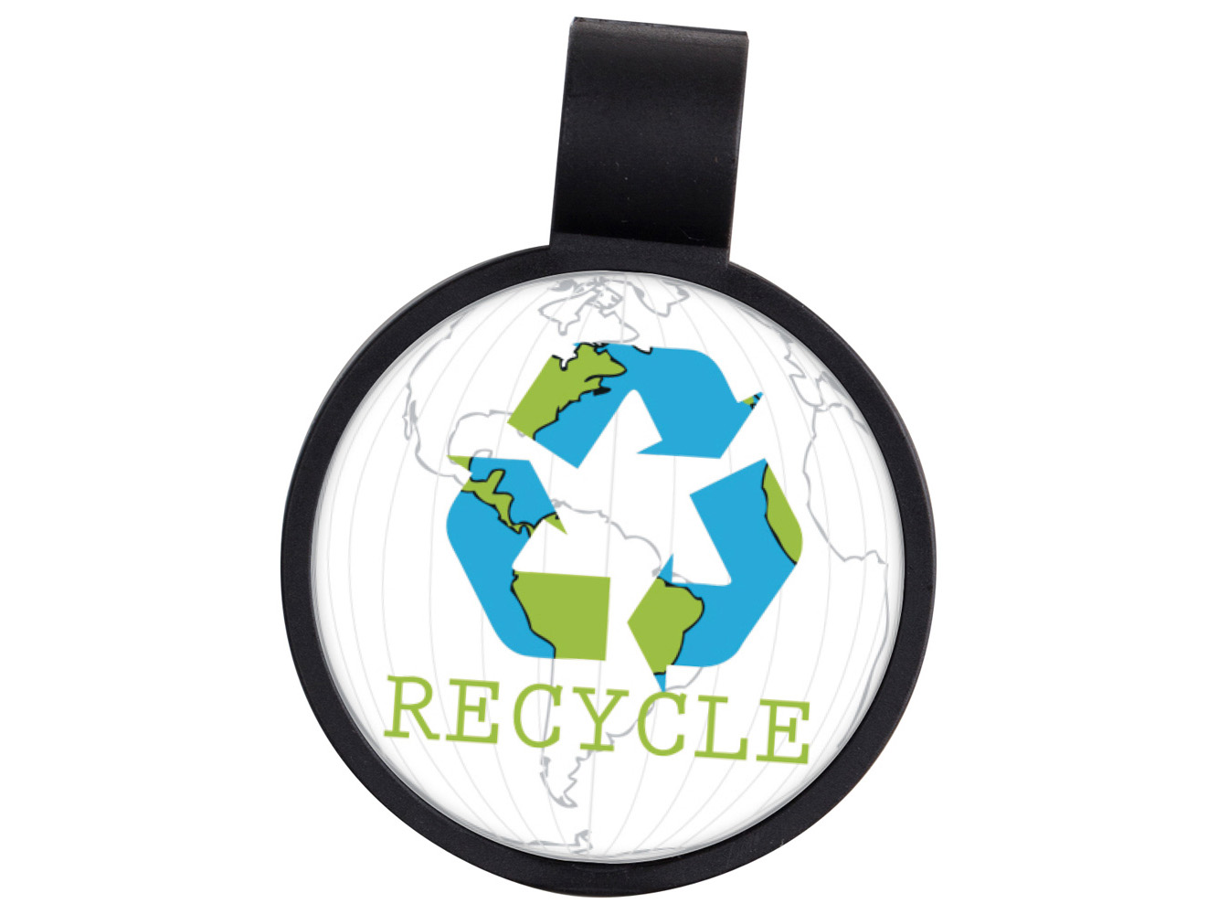 STF12: Recycle Anti-Microbial Stethoscope ID Tag