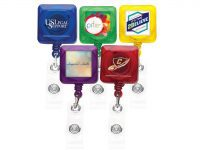 TBHS40 Translucent Square badge Reels - Better