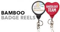 Bamboo Badge Reels