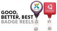 Good-Better-Best Badge Reels