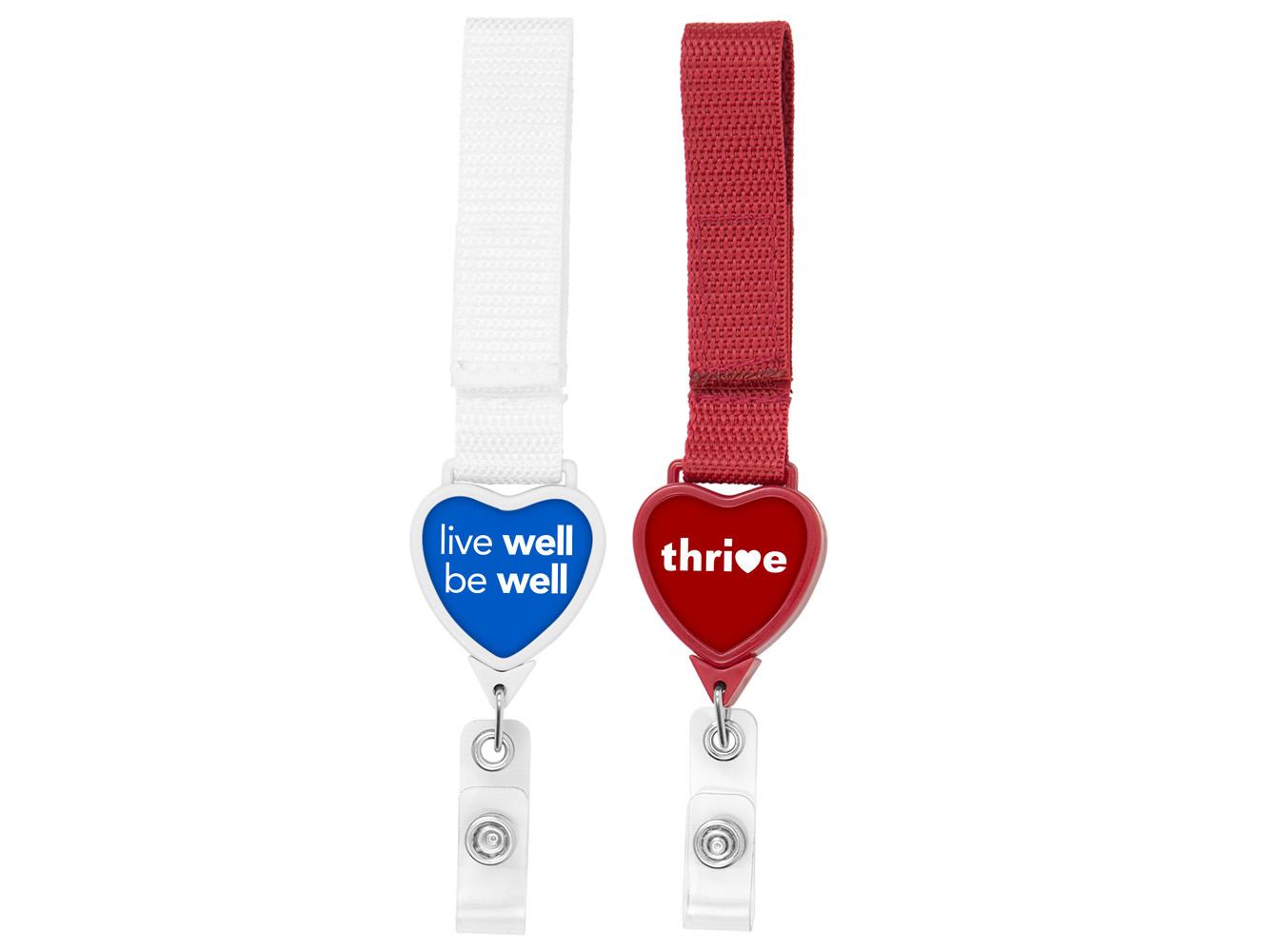 BH899: Heart Strap 2 Reel