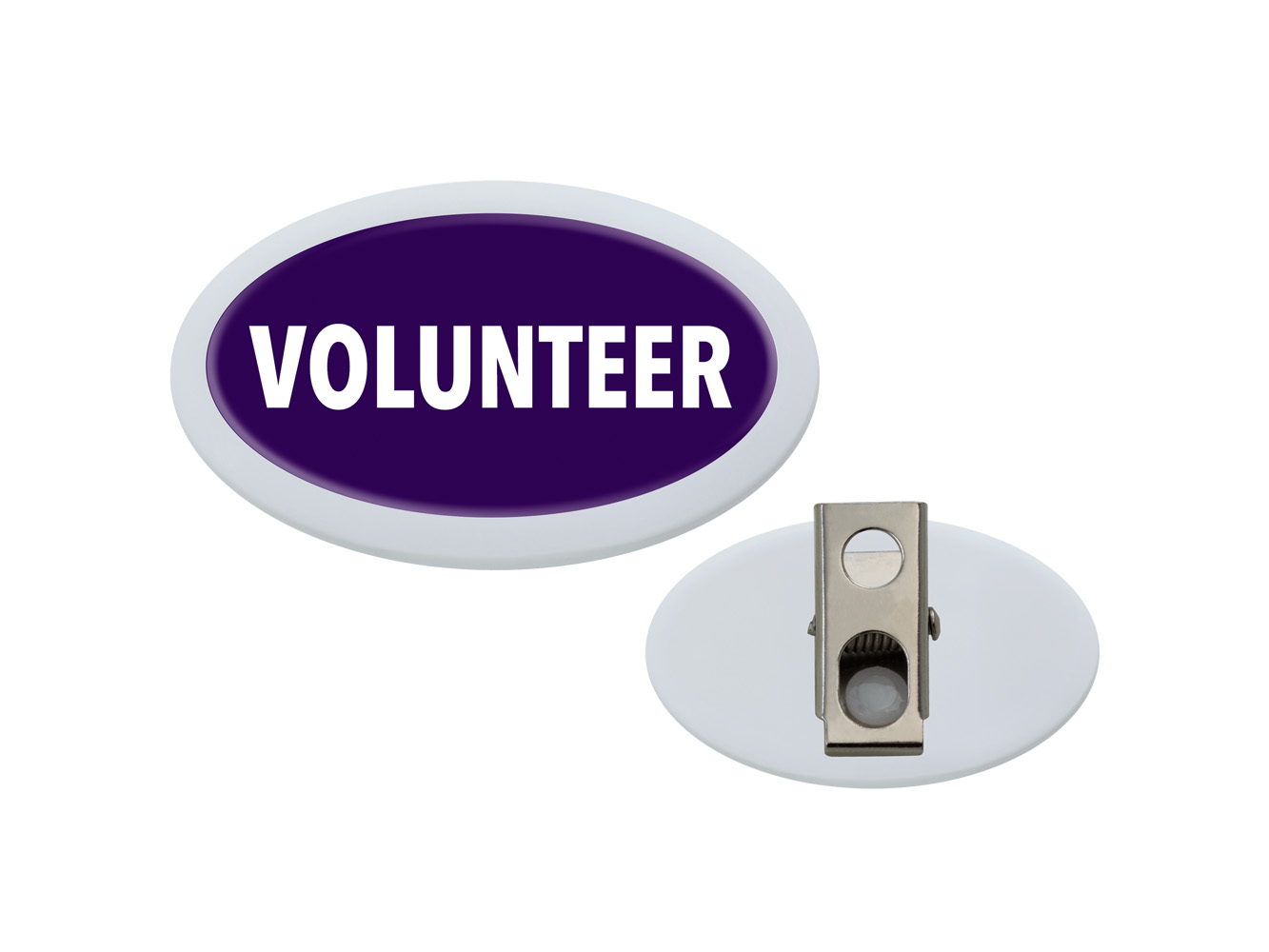 BHBM6:  Oval Button-Meez