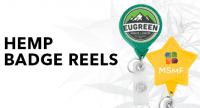 Hemp Badge Reels