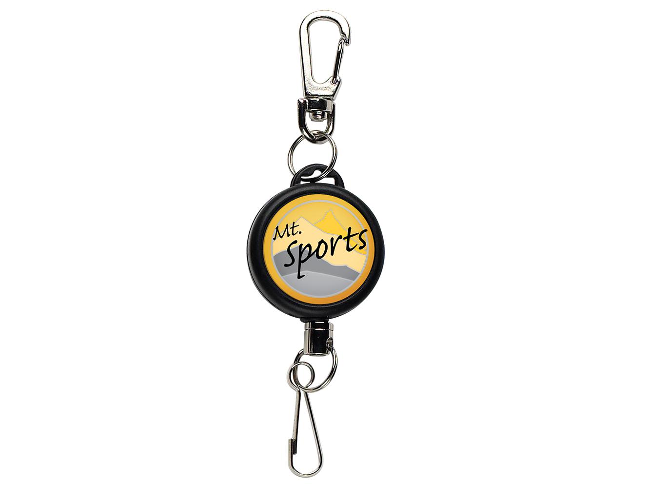 BH711: Heavy Duty Sport Badge Reel