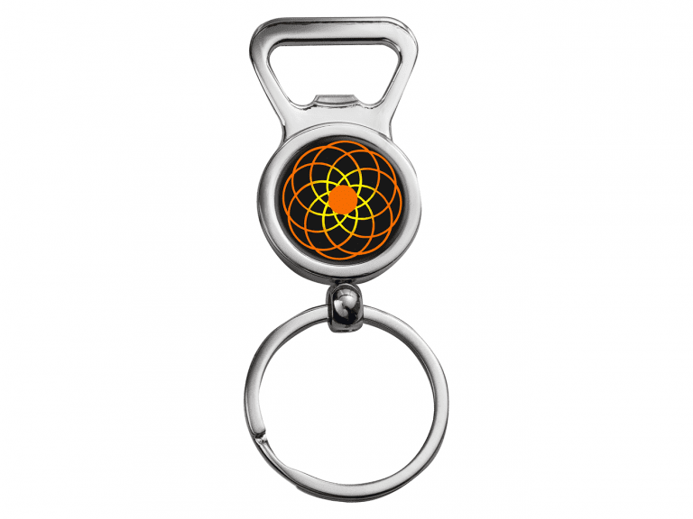 BTL15: Keegan Keyring Bottle Opener