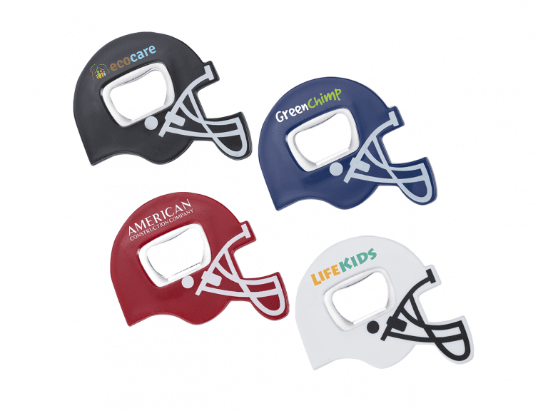 BTL18: Football Helmet Bottle Opener