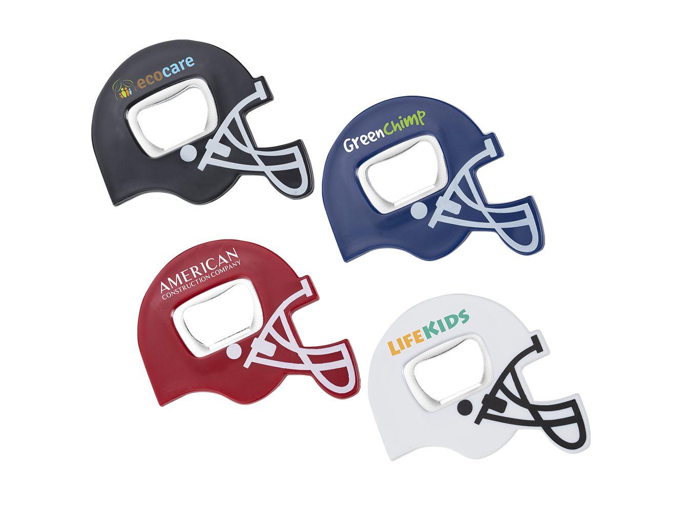 BTL18: Football Helmet Bottle Opener